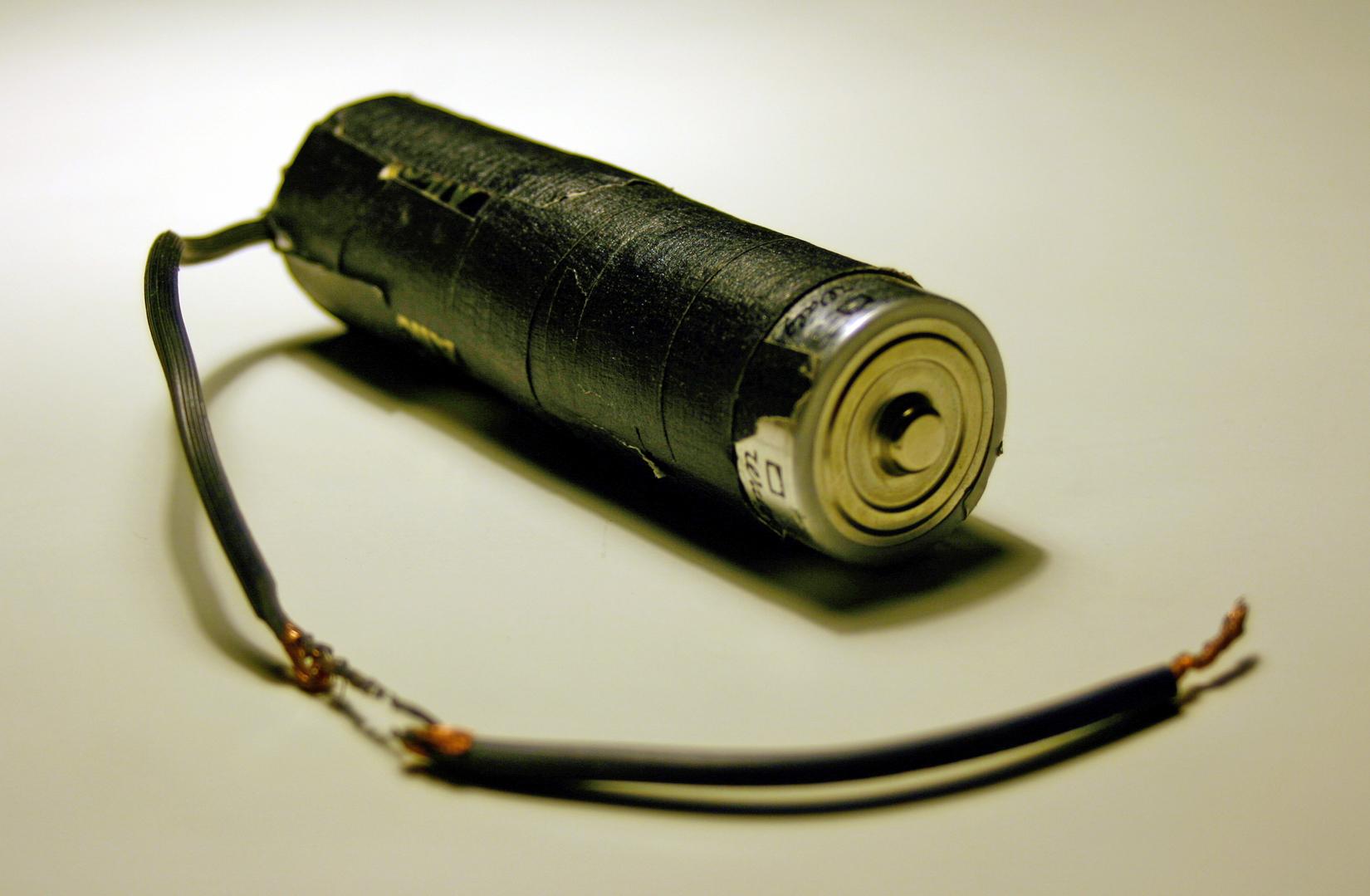 Battery cigarette lighter