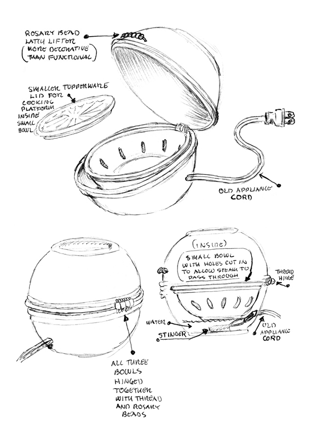 Prison Inventions 101 SteamerCooker