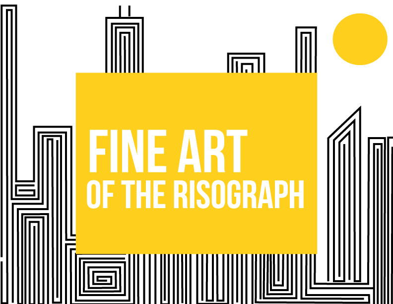 Fine Art of the Risograph