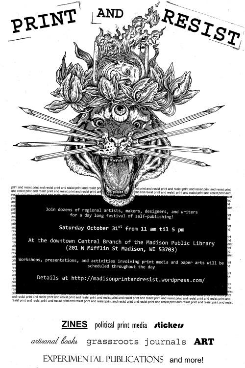Madison Print & Resist