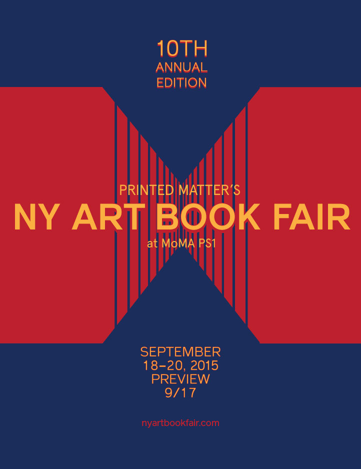 Printed Matter's NY Art Book Fair - 2015