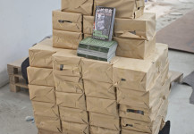 5000 Copies of Public Phenomena, 2014