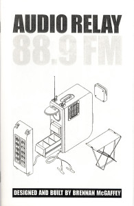 53. Audio Relay  manual, December 2002.