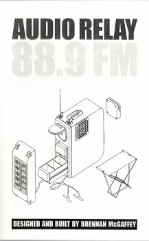 Audio Relay manual, December 2002.