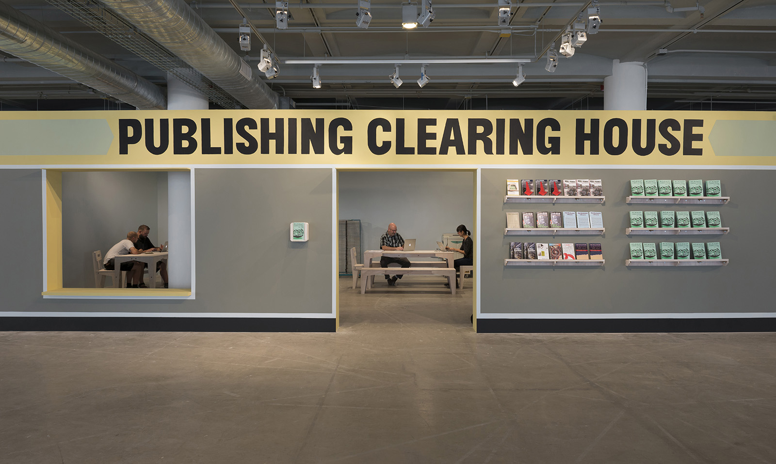 Publishing Clearing House – TEMPORARY SERVICES
