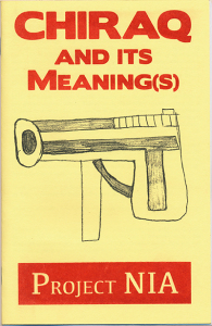 106. Chiraq and Its Meaning(s), edited by Project Nia, October 2014.