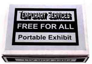 Temporary Services | Free For All