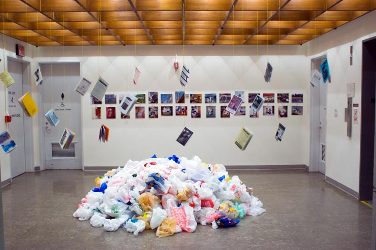Personal Plastic | Off the Grid | Temporary Services | Photo: David La Spina