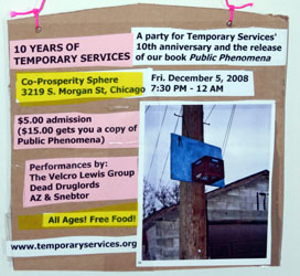 Temporary Services | 10 Years