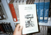 The Library Project: The Life of Ervin Stuntz, by Ervin Stuntz