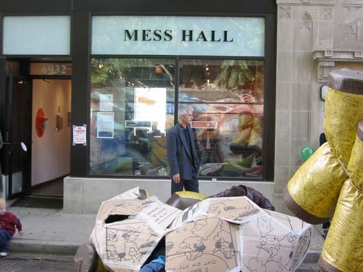 Mess Hall— 2003-2010