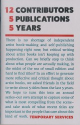 12 Contributors, 5 Publications, 5 Years, 2016