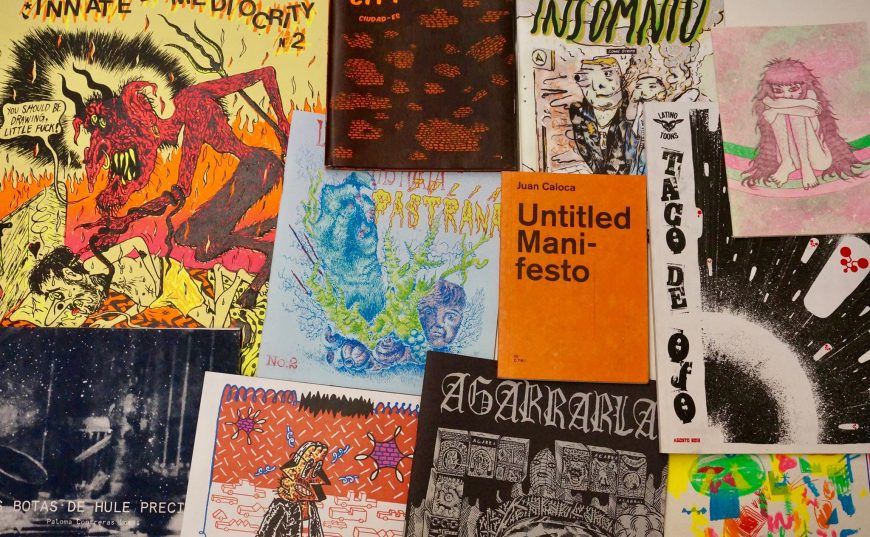 Artists' Books, Zines and Printed Mayhem from Mexico, with Marc Fischer of Temporary Services